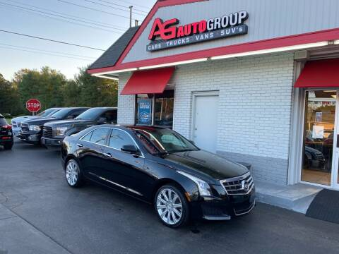 2013 Cadillac ATS for sale at AG AUTOGROUP in Vineland NJ