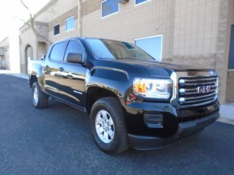 2018 GMC Canyon for sale at COPPER STATE MOTORSPORTS in Phoenix AZ