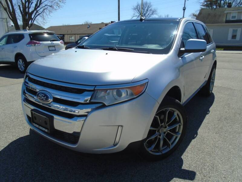 2011 Ford Edge for sale at Total Eclipse Auto Sales & Service in Red Bud IL