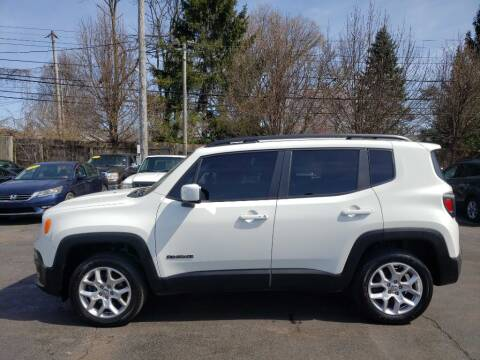 2018 Jeep Renegade for sale at Rayyan Auto Mall in Lexington KY
