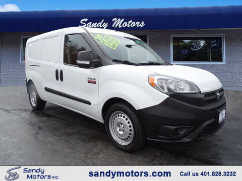 2018 RAM ProMaster City Cargo for sale at Sandy Motors Inc in Coventry RI