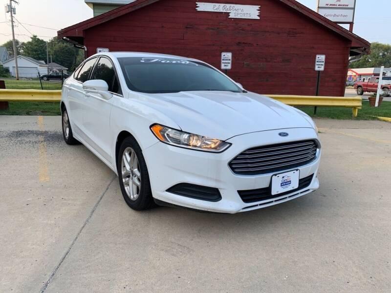 2015 Ford Fusion for sale at Carsko Auto Sales in Bartonville IL