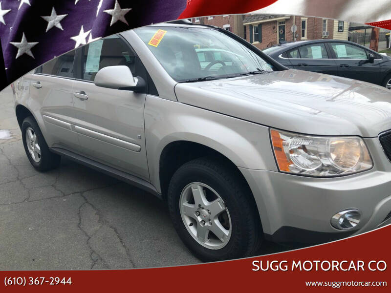 2008 Pontiac Torrent for sale at Sugg Motorcar Co in Boyertown PA