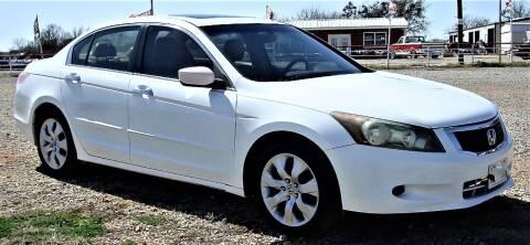 2008 Honda Accord for sale at Advantage Auto Sales in Wichita Falls TX