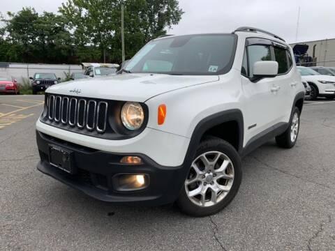 2018 Jeep Renegade for sale at EUROPEAN AUTO EXPO in Lodi NJ