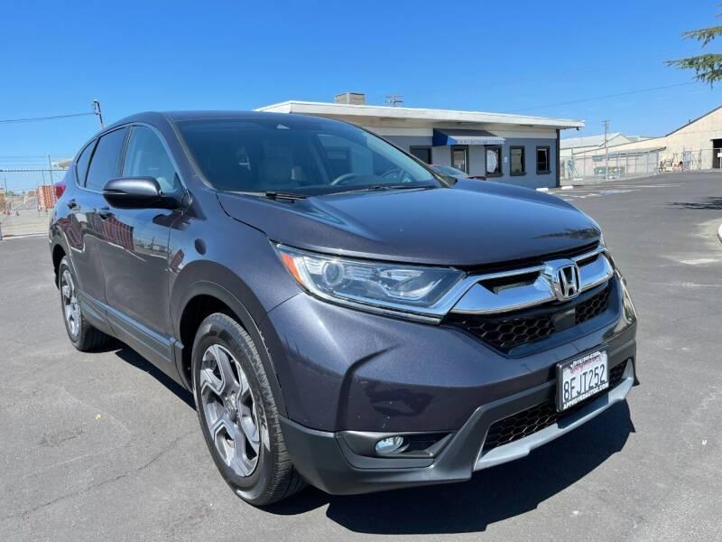 2018 Honda CR-V for sale at Approved Autos in Sacramento CA
