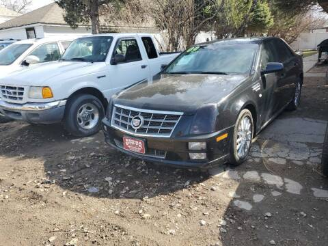 2009 Cadillac STS for sale at Buena Vista Auto Sales: Extension Lot in Storm Lake IA
