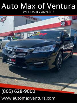 2017 Honda Accord Hybrid for sale at Auto Max of Ventura in Ventura CA