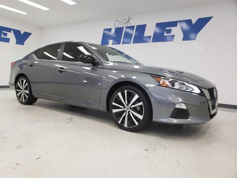2019 Nissan Altima for sale at HILEY MAZDA VOLKSWAGEN of ARLINGTON in Arlington TX
