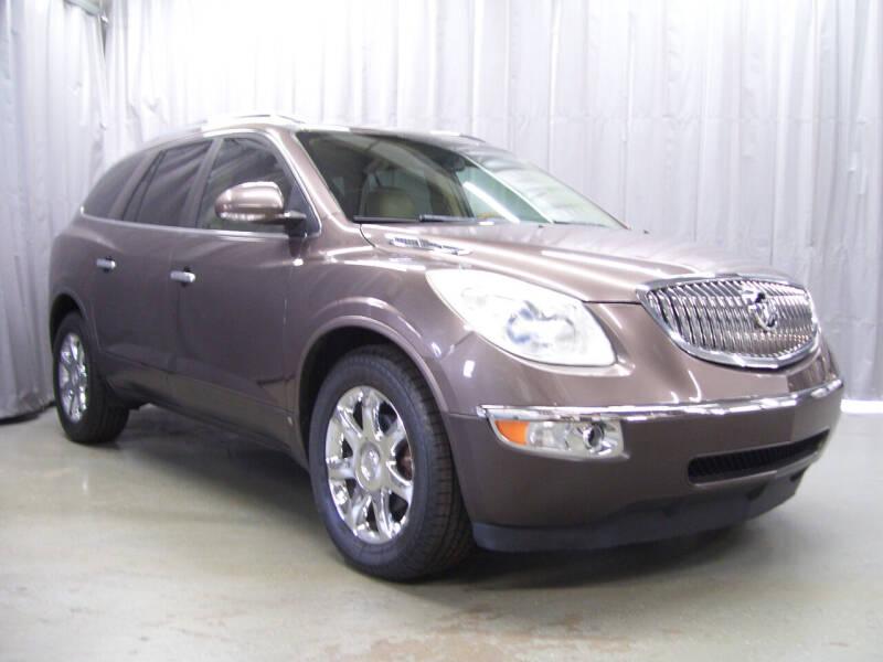 2008 Buick Enclave for sale at QUADEN MOTORS INC in Nashotah WI