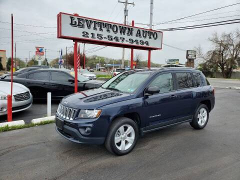 2016 Jeep Compass for sale at Levittown Auto in Levittown PA