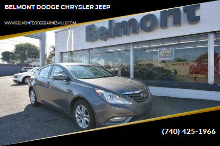 2013 Hyundai Sonata for sale at BELMONT DODGE CHRYSLER JEEP in Barnesville OH