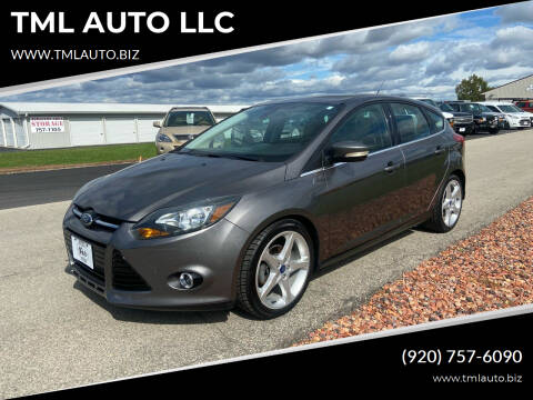 2012 Ford Focus for sale at TML AUTO LLC in Appleton WI