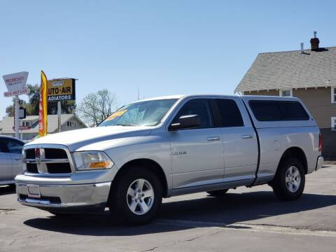 2009 Dodge Ram Pickup 1500 for sale at First Shift Auto in Ontario CA