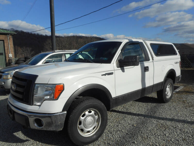 2011 Ford F-150 for sale at Sleepy Hollow Motors in New Eagle PA