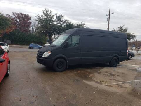 2011 Mercedes-Benz Sprinter Cargo for sale at Bad Credit Call Fadi in Dallas TX