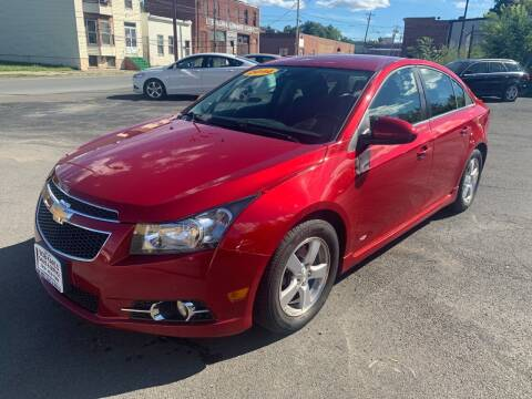 2014 Chevrolet Cruze for sale at Bob Karl's Sales & Service in Troy NY