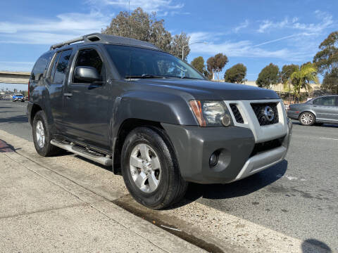 2009 Nissan Xterra for sale at Beyer Enterprise in San Ysidro CA