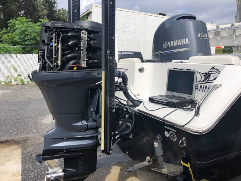 Yamaha Evinrude for sale at RAYS AUTOMOTIVE SALES & REPAIR INC in Longwood FL