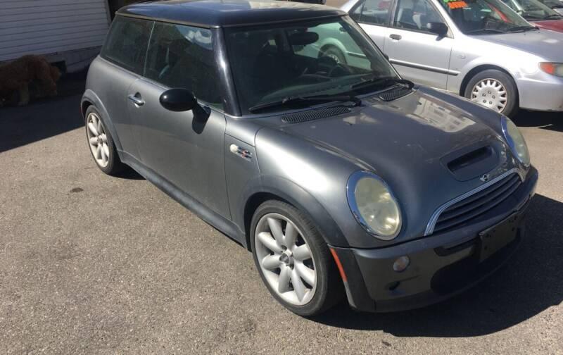 2003 MINI Cooper for sale at Creekside Auto Sales in Pocatello ID