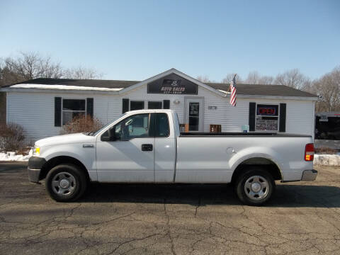 2006 Ford F-150 for sale at R & L AUTO SALES in Mattawan MI