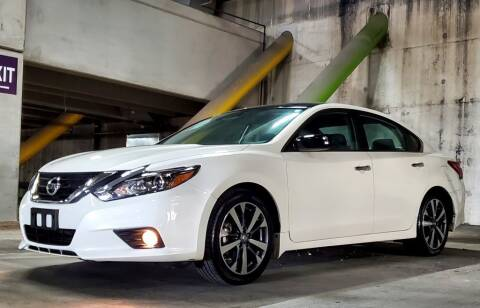 2017 Nissan Altima for sale at Kelley Autoplex in San Antonio TX