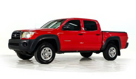 2007 Toyota Tacoma for sale at Houston Auto Credit in Houston TX
