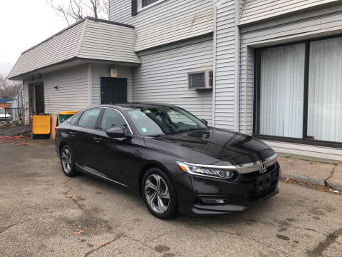 2018 Honda Accord for sale at Chris Auto Sales in Springfield MA