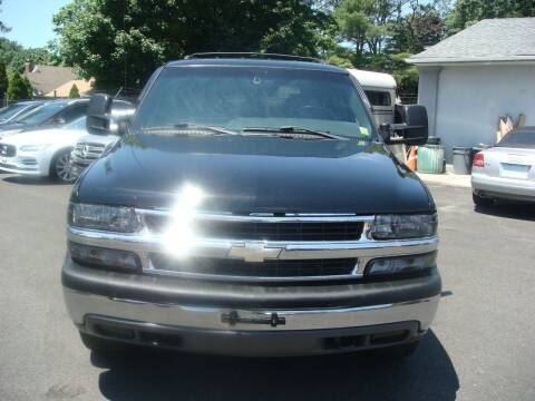 2001 Chevrolet Tahoe for sale at QUALITY AUTO SALES OF NEW YORK in Medford NY