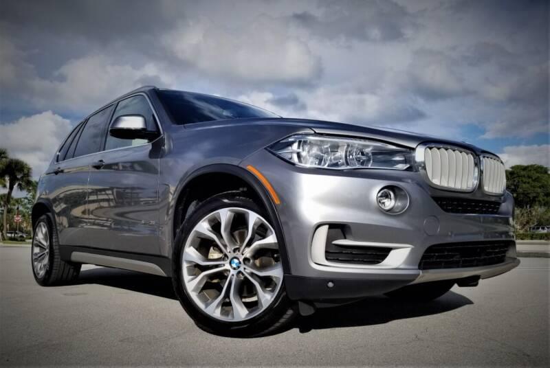 2018 BMW X5 for sale at Progressive Motors in Pompano Beach FL