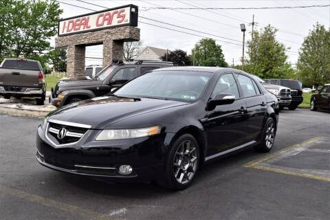 2007 Acura TL for sale at I-DEAL CARS in Camp Hill PA