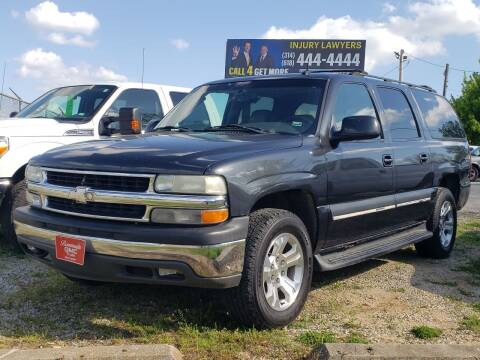 2003 Chevrolet Suburban for sale at BBC Motors INC in Fenton MO