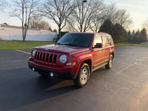 2014 Jeep Patriot for sale at City Auto Sales in Roseville MI