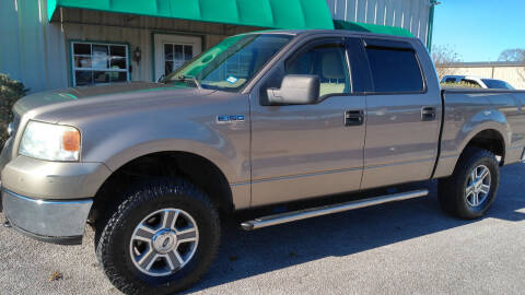 2006 Ford F-150 for sale at Haigler Motors Inc in Tyler TX