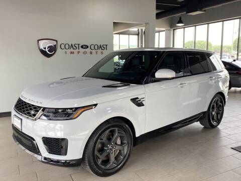 2018 Land Rover Range Rover Sport for sale at Coast to Coast Imports in Fishers IN