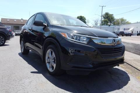 2019 Honda HR-V for sale at RS Motors in Falconer NY