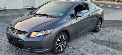 2013 Honda Civic for sale at WEELZ in New Castle DE