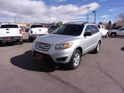 2010 Hyundai Santa Fe for sale at Quality Auto City Inc. in Laramie WY