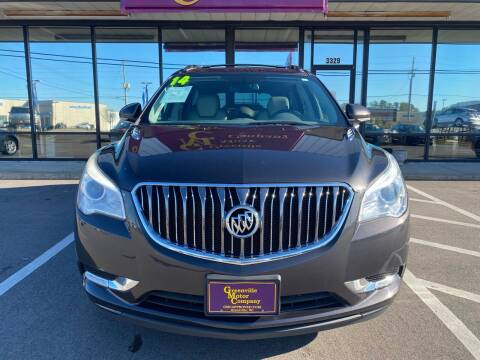 2014 Buick Enclave for sale at Washington Motor Company in Washington NC