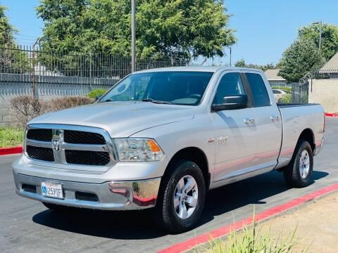 2014 RAM Ram Pickup 1500 for sale at United Star Motors in Sacramento CA