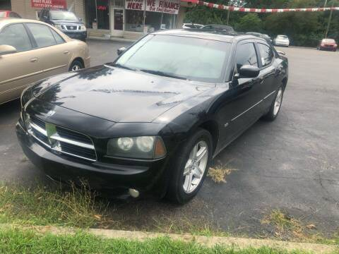 2010 Dodge Charger for sale at Right Place Auto Sales in Indianapolis IN