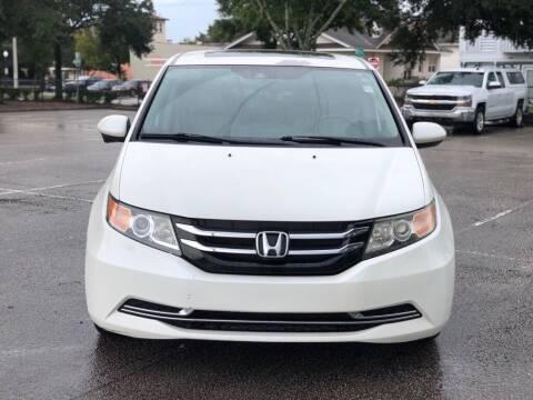 2014 Honda Odyssey for sale at Carlando in Lakeland FL