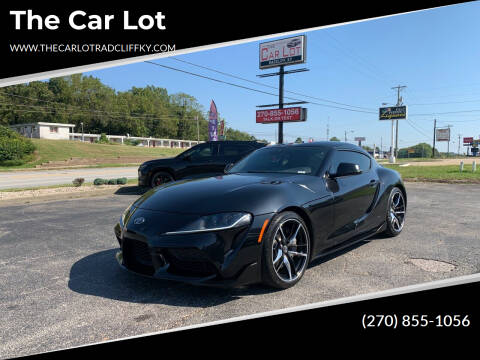 2020 Toyota GR Supra for sale at The Car Lot in Radcliff KY
