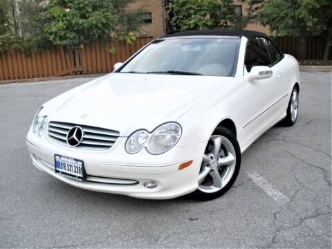 2005 Mercedes-Benz CLK for sale at Autobahn Motors USA in Kansas City MO