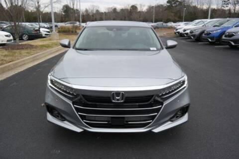 2021 Honda Accord for sale at Southern Auto Solutions - Lou Sobh Honda in Marietta GA