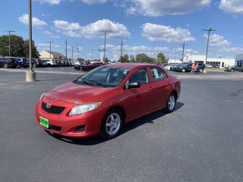 2009 Toyota Corolla for sale at DOW AUTOPLEX in Mineola TX