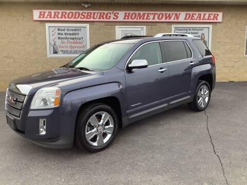2014 GMC Terrain for sale at Auto Martt, LLC in Harrodsburg KY