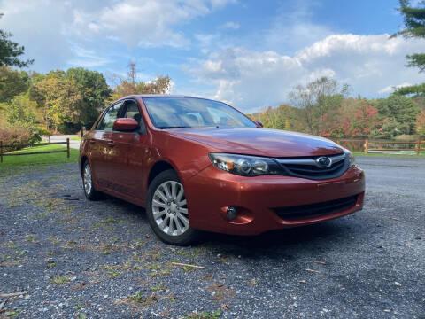 2010 Subaru Impreza for sale at Deals On Wheels LLC in Saylorsburg PA