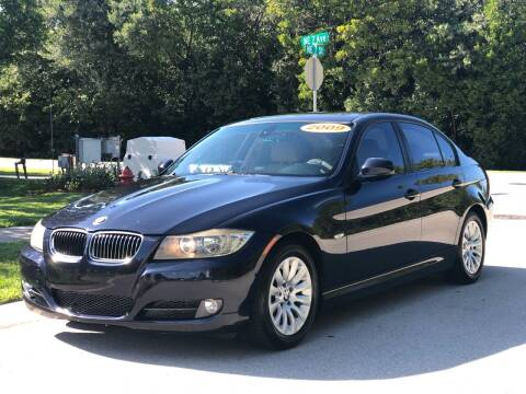 2009 BMW 3 Series for sale at L G AUTO SALES in Boynton Beach FL
