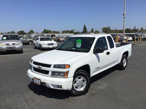 2005 Chevrolet Colorado for sale at My Three Sons Auto Sales in Sacramento CA